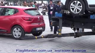 Эвакуатор автомобилей с нарушением парковки Стамбул(Как четко работают коммунальные службы Стамбула по эвакуации припаркованных с нарушением автомобилей...., 2016-01-31T12:58:21.000Z)