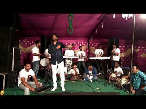 Singer deepak Hans with sunny Kumar  Live show