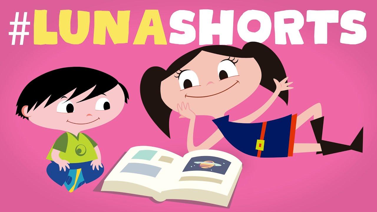 🟠 LUNA SHORTS 3 😍🤳🏻 - #Shorts l O Show da Luna!