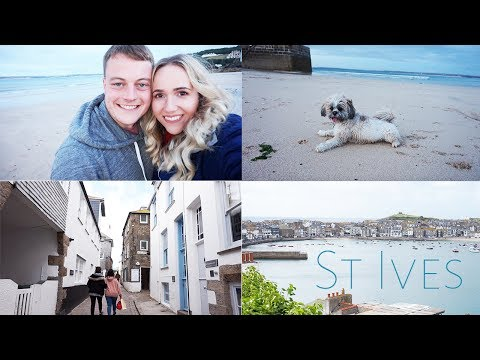 WEEKLY VLOG: A Week In St Ives for my Birthday!   Amy Farquhar