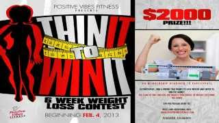 Thin It To Win It: Weight Loss Contest