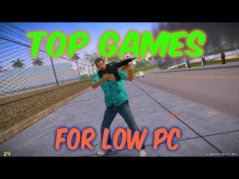TOP Low Spec Games For Pc Low Requirement