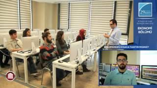 İstanbul 29 Mayıs Üniversitesi Ekonomi Bölümü Öğrenci Görüşleri
