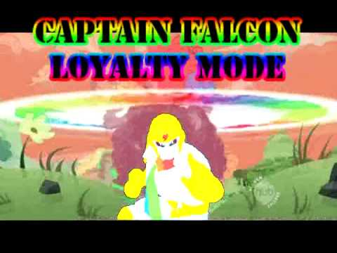 My Little Falcon, moves are magic, Loyalty form Henshin