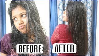 My Hair care routine after several chemical treatments