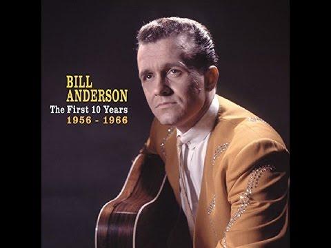Bill Anderson - Demo Recordings Part 2 (c.1963 to c 1973).