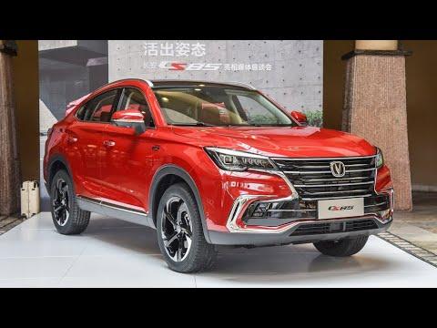 2019 Changan Cs85 Coupe Interior Exterior Youtube