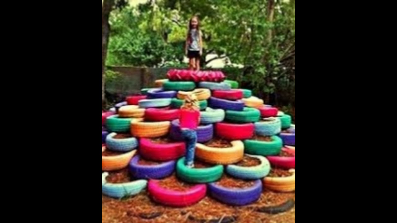 Ideas para decorar ambientar el patio de la escuela - Ideas para patios ...