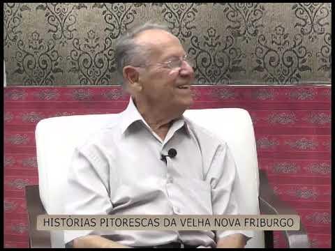 A Velha Nova Friburgo - Humberto Fontão - 22/02/2019 - Bloco 2 - Luau TV