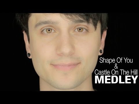 Thumbnail: Ed Sheeran - Shape Of You / Castle On The Hill Medley (Future Sunsets Cover)