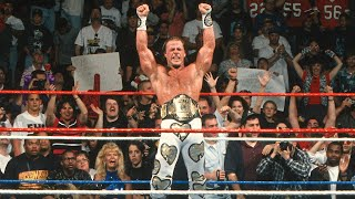 Shawn Michaels' championship victories: WWE Milestones thumbnail