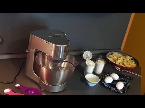 Полный обзор кухонной машины Kenwood KM287 (OWKM287002)/ Комбайн Kenwood KM287 в действии/ Часть 2/2