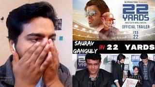 22 Yards Official Trailer REACTION | Barun Sobti & Panchi Bora | Oye Pk |