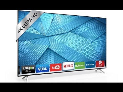 64c39d39b56 Unboxing VIZIO 55-Inch 4K Ultra HD Smart LED HDTV - YouTube