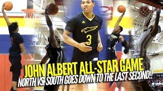 North vs. South John Albert All-Star Game feat. Jhaylen Berry, Wilshon Warren, and Aaron Brookins