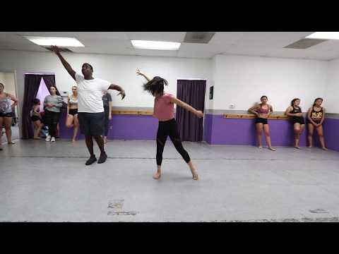 Ashes By Celine Dion - Lyrical Dance