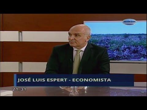 """J.L.Espert sobre su libro """"La Argentina devorada"""", en """"Rural noticias"""" de C.Etchepare - 02/04/17"""