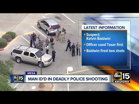 Man identified from deadly shoot out with Mesa police