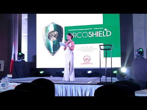 Ms. Abby Borja Hosting For CIRCOSHIELD Product Launch