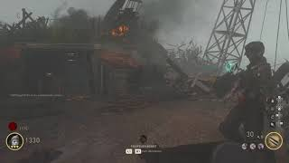Call of Duty®: WWII God Mode Glich on Darkest Shore Nazi Zombie