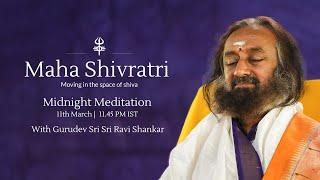 Download Mahashivratri - Midnight Meditation with Gurudev Sri Sri Ravi Shankar | Mahashivratri 2021
