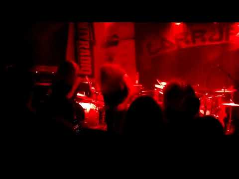 Corruption - Dead Shell Of A Human Existence - live Sandomierz Lapidarium 27.10.2017