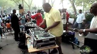 DJ Leslie-G and Biz Markie, Red Hook Old Timers Day P2