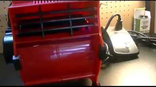Harbor Freight - Central Machinery 3 Speed Portable Blower Review