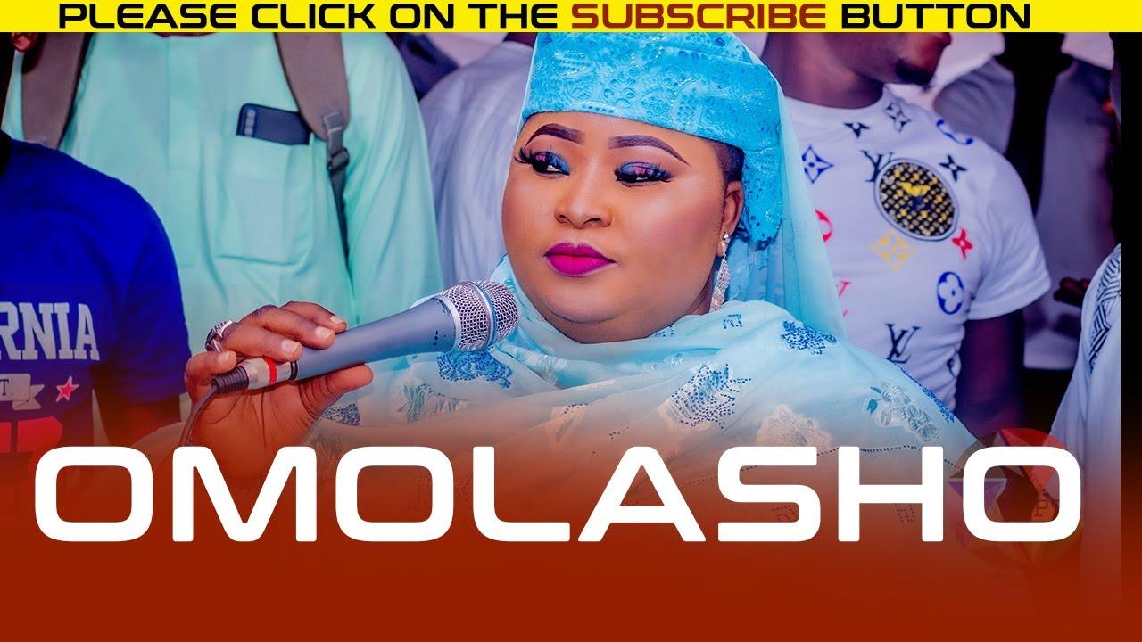 Download OMOLASHO - ALHAJA AMINAT AJAO OBIRERE LATEST LIVE PERFORMANCE