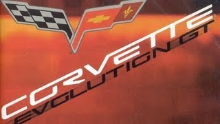 Corvette Evolution GT PlayStation 2 Classic on PS3 in HD 720p