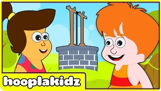 Jack And Jill | Popular Nursery Rhymes Songs For Babies by Hooplakidz