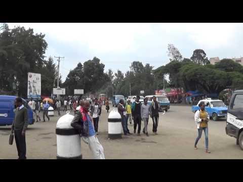 Addis Ababa University in Ethiopia