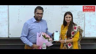 Toppers' Talk - Ashima Mittal, AIR-12, CSE 2017 - Unique Shiksha