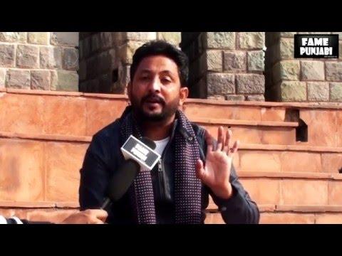 Sikander Saleem (Punjabi Singer) On Fame Punjabi 2015