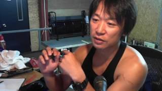 キャンプツーリングに役立つナイフのトークライブin赤羽6/10 thumbnail