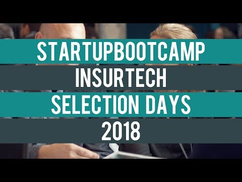 How 23 startups' innovative ideas are changing insurance - InsurTech Selection Days 2018