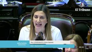 La diputada del PRO que lloró al pedir por el aborto legal