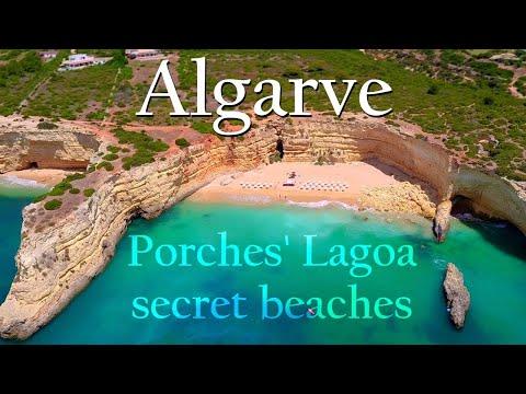 Algarve Secret Beaches, Portugal