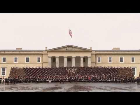 RMA Sandhurst 200th Year Photo Time Lapse
