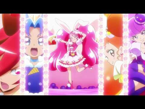 KiraKira☆PreCure A La Mode: Cure Whip Transformation Music