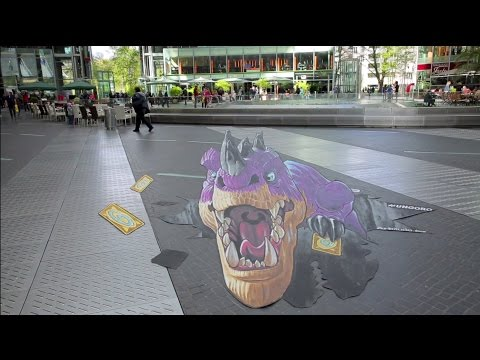 Reise nach Un'Goro – Street Art: Berlin