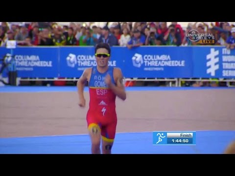 Gomez wins 5th Triathlon title in Chicago - Universal Sports