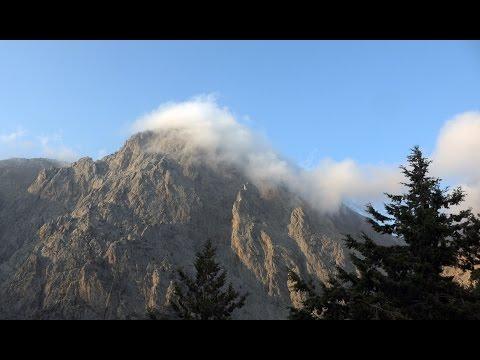 Φαράγγι Σαμαριάς - Samaria Gorge, Crete in 4K ( UHD )