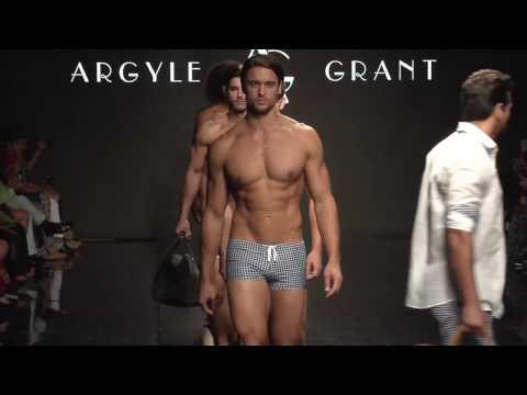 Men's Underwear by Argyle Grant Runway