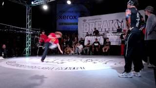 Kienjuice (Belarus) vs Polskee Flavor (Poland) Final BREAKIDZ 2015