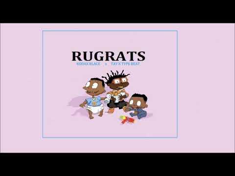 """""""Rugrats"""" Kodak Black x Tay-K Type Beat (@DomBeatz) #FreetayK"""