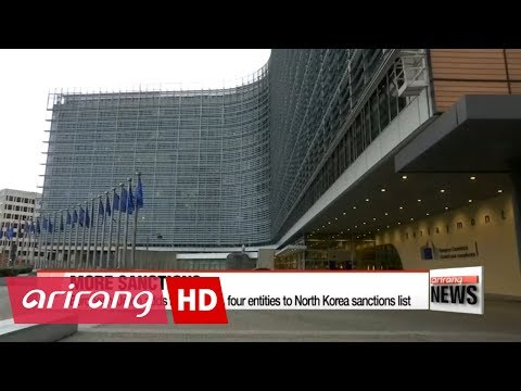 European Union adds nine people, four entities to North Korea sanctions list