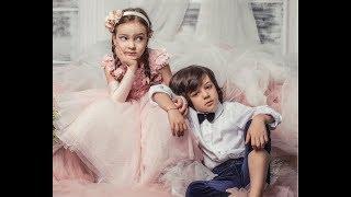 Дети Филиппа Киркорова - Алла-Виктория, Мартин.  2018