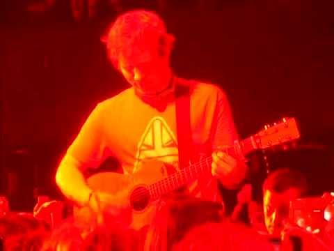 Ed Sheeran - Even My Dad Does Sometimes (Live) (With Lyrics) at Irving Plaza (7/24/12)