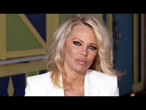 "Baywatch ""Casey Jean Parker"" Pamela Anderson Interview"